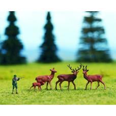 צייד וחיות יער