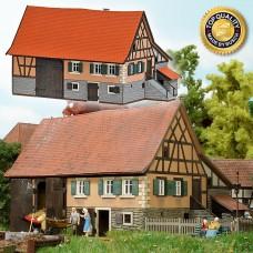 דגם של מוזיאון חקלאי באויר פתוח