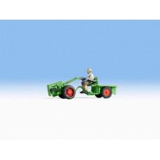 טרקטור חקלאי קטן