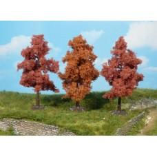 עצים בצבע סתיו
