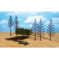 ערכה לבניה עצמית של עצי אשוח