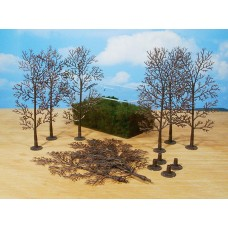 ערכה לבניה עצמית של עצי עלים