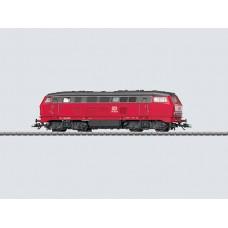 קטר דיזל מסדרת BR 216 של הרכבת הגרמנית (DB AG)