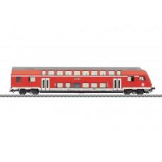 קרון ניהוג דו-קומתי למחלקה שניה של הרכבת הגרמנית (DB AG)