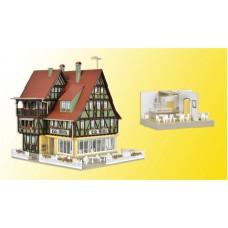 בית מגורים עם קפטריה