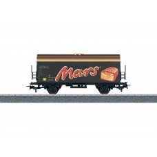 """קרון קירור בבעלות פרטית של יצרני חטיפים """"Mars"""""""