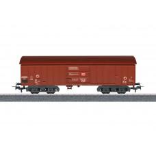 קרון משא ארגזי של רכבת גרמנית (DB AG)