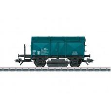 קרון משא משפחי לניקוי מסילות של הרכבת הגרמנית (DB)
