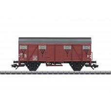 קרון ארגזי של רכבת SAAR