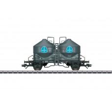 קרון סילו של רכבת מערב גרמנית (DB)