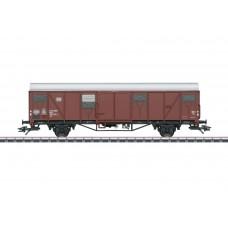 קרון ארגזי של רכבת גרמנית (DB)
