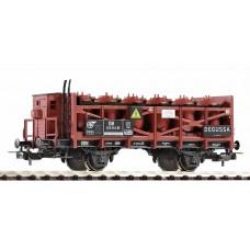 קרון משא להובלת חומצות של הרכבת הגרמנית (DB)