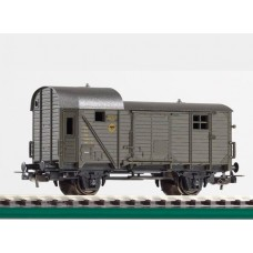 קרון נלווה לרכבת משא של רכבת גרמנית (DRG)