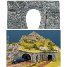 כניסה למנהרה עבור מסילה בודדת
