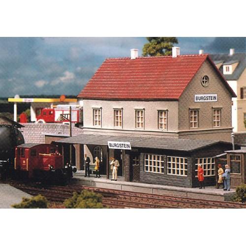 """תחנת רכבת """"Burgstein"""""""