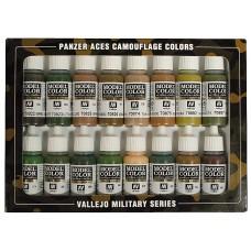 ערכת צבעים מסדרת Panzer Aces