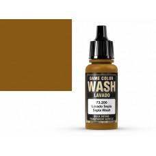 צבע Wash בגוון חום – Sepia Wash