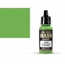 צבע Wash בגוון ירוק – Green Wash