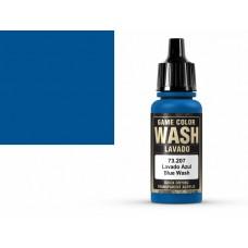 צבע Wash בגוון כחול – Blue Wash