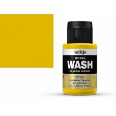 צבע Wash בגוון צהוב כהה – Dark Yellow