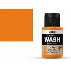 צבע Wash בגוון חלודה בהירה – Light Rust