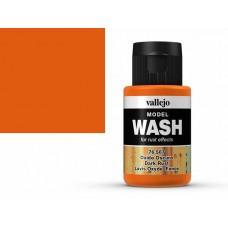 צבע Wash בגוון חלודה – Rust