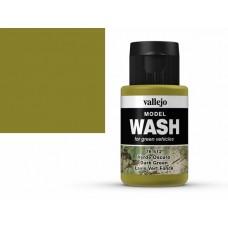 צבע Wash בגוון ירוק כהה – Dark Green