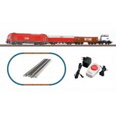 ערכה אנלוגית של רכבת משא למתחילים