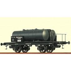 קרון מיכל להובלת מים של הרכבת המלכותית של מדינת וורטמברג בגרמניה (K.W.St.E.)
