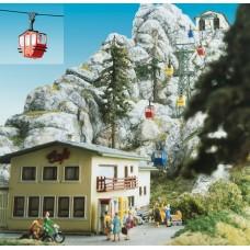 רכבל Kanzelwandbahn