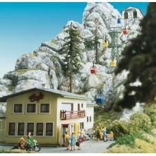 ערכת מבנים עבור רכבל Kanzelwandbahn