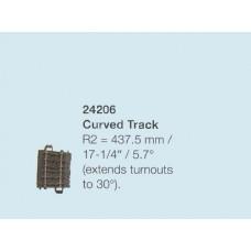מסילה מעוגלת R2/5.7