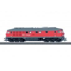 """קטר דיזל מסדרת BR 232 """"Ludmilla"""" של הרכבת הגרמנית (DB AG)"""