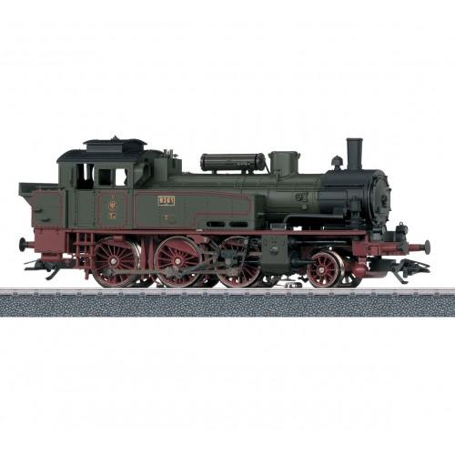 קטר קיטור מסדרת T12 של רכבת המלכותית הפרוסית (K.P.E.V.)