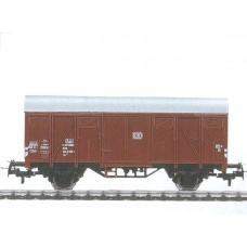 קרון משא ארגזי של רכבת מערב גרמנית (DB)