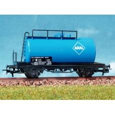 קרון מיכל להובלת חומרים דליקים של הרכבת הגרמנית