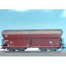 קרון משא משפחי חוגוני של רכבת מערב גרמנית (DB)