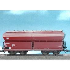 קרון משא משפחי חוגוני של הרכבת הגרמנית (DB)