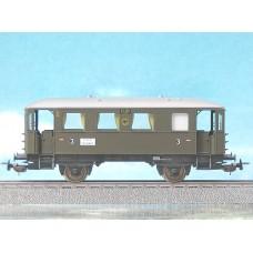 קרון נוסעים למחלקה 3 של הרכבת הגרמנית (DRG)