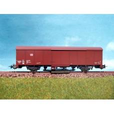 קרון משא ארגזי לניקוי מסילות של הרכבת הגרמנית (DB AG)