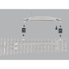 אביזר לחיבור מנגנון הפעלה חשמלי למסוטים מתחת ללוח