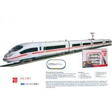 ערכת רכבת נוסעים מהירה ICE3 למתחילים