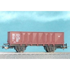 קרון משא גלוי של הרכבת המערב גרמנית (DB)