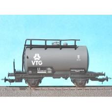 קרון מיכל של הרכבת המערב גרמנית (DB)