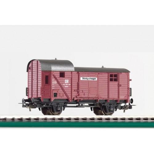קרון נלווה לרכבת משא של רכבת מזרח גרמנית (DR)