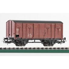 קרון משא ארגזי של הרכבת המערב גרמנית (DB)