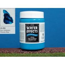 חומר להדמיית מים בצבע של אוקיאנוס האטלנטי - Atlantic blue