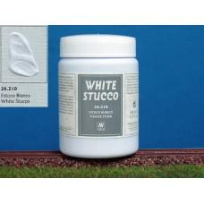 חומר להדמיית קישוטי טיח או אחרים - White stucco