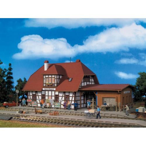 """תחנת רכבת """"Spatzenhausen"""""""