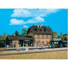 תחנת רכבת  Benediktbeuern